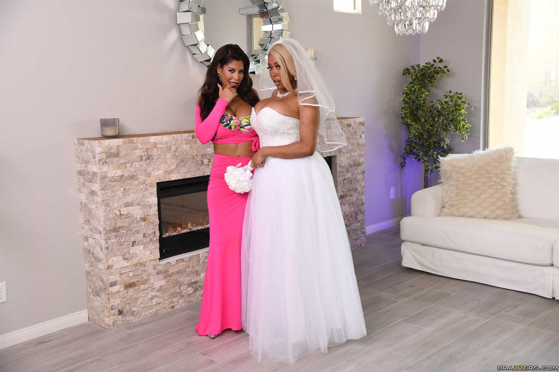 BRIDGETTE B MORIAH MILLS MORIAHS WEDDING SHOWER